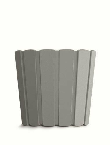 Doniczka BOARDEE BASIC szary kamień 14,4cm