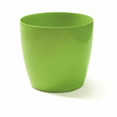 Doniczka COUBI okrągła zielona 9cm