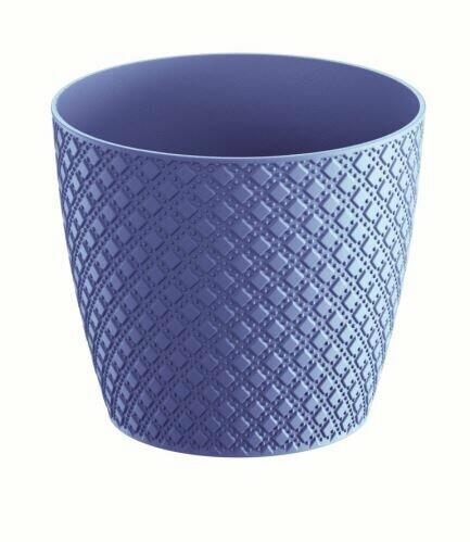 Doniczka ORIENT włoski niebieski 25,8 cm