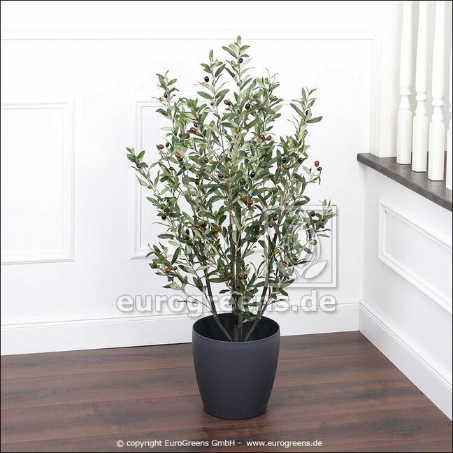 Drzewo sztuczne Drzewo oliwne 110 cm