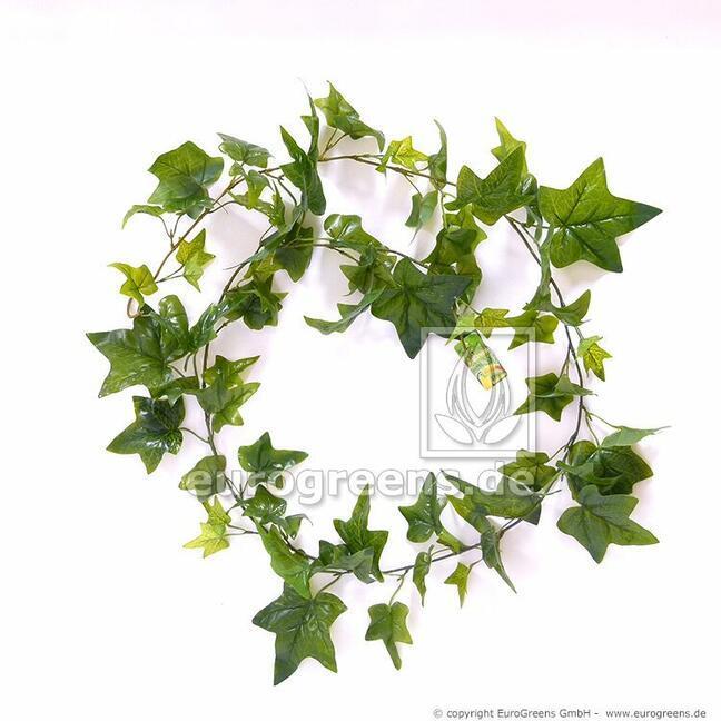Girlanda sztuczna Bluszcz zielony 180 cm