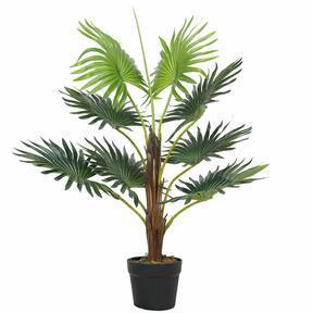 Livistona mini sztuczna palma 65 cm