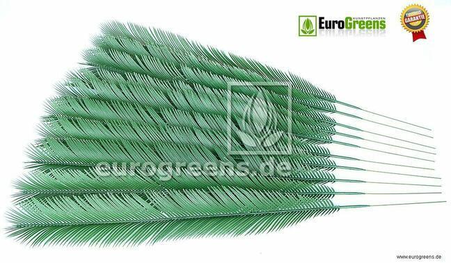 Palma sztuczna Liść Cycas 105 cm
