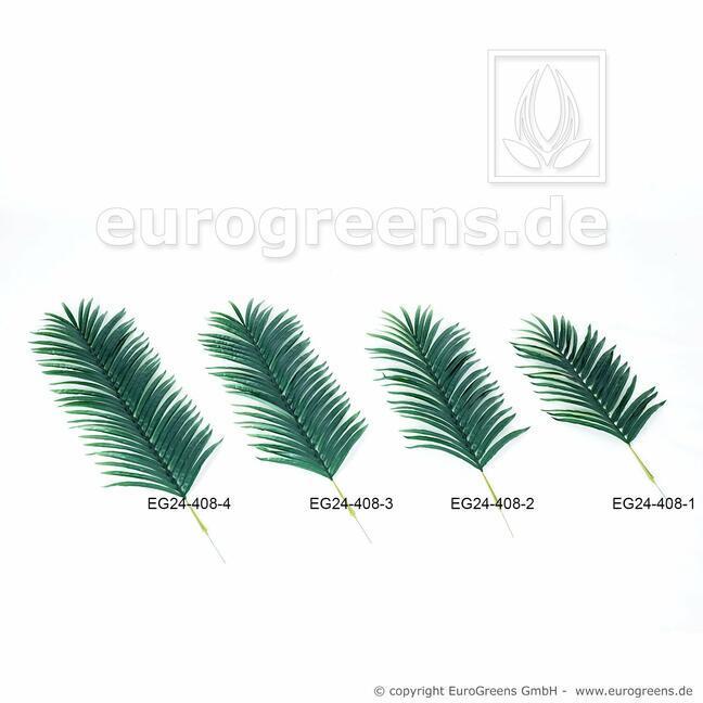 Palma ze sztucznego liścia Areca 120 cmca