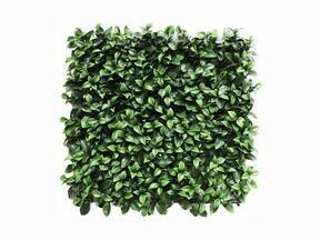 Panel sztuczny liść Gardénia - 50x50 cm