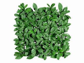 Panel sztuczny liść Laurel - 50x50 cm