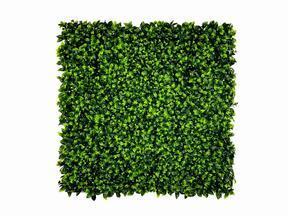 Panel ze sztucznego liścia Citrus Maxima - 50x50 cm