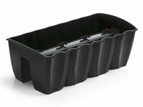 Pudełko na reling CROWN antracyt 58cm