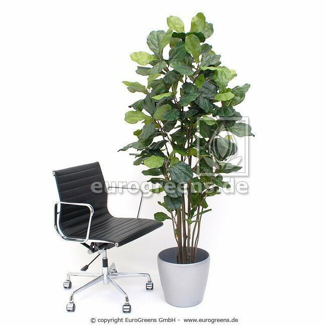 Roślina sztuczna Drzewo figowe 180 cm