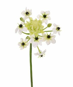 Sztuczna gałąź Bledavka arabska biała 72 cm