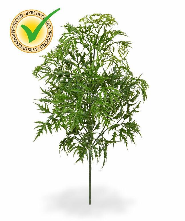 Sztuczna gałąź Polyscias fruticosa 50 cm