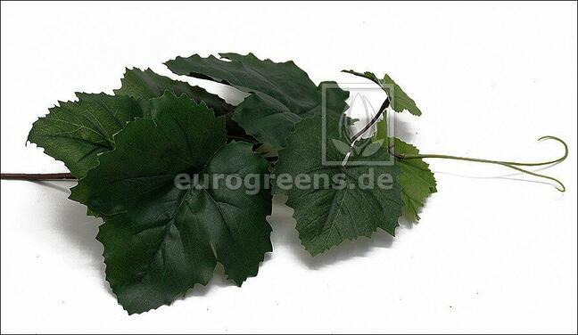 Sztuczna gałąź winorośli 30 cm