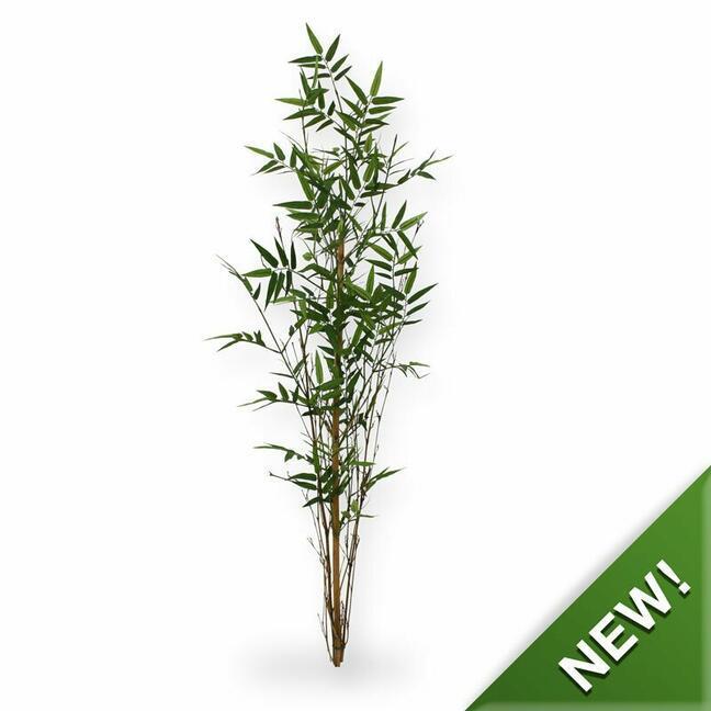 Sztuczna gałązka Bambus 120 cm