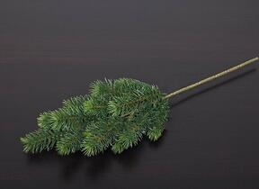 Sztuczna gałązka Jodła 50 cm