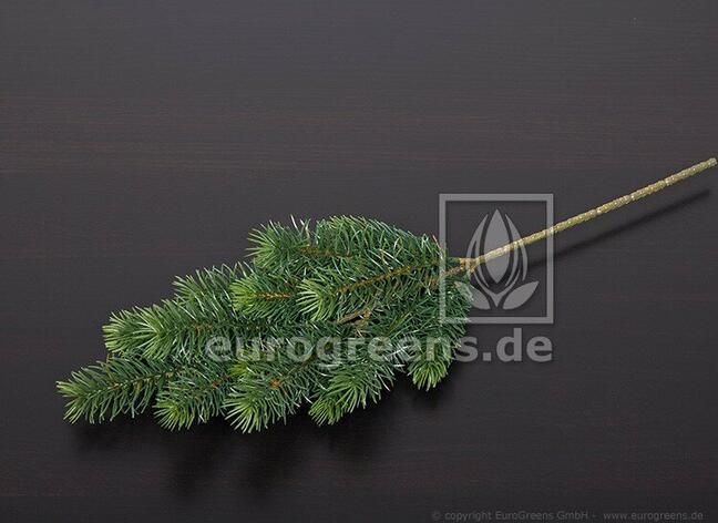 Sztuczna gałązka Jodła 65 cm