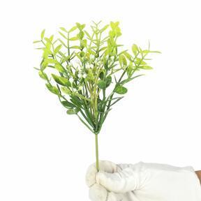 Sztuczna gałązka laurowa 15 cm