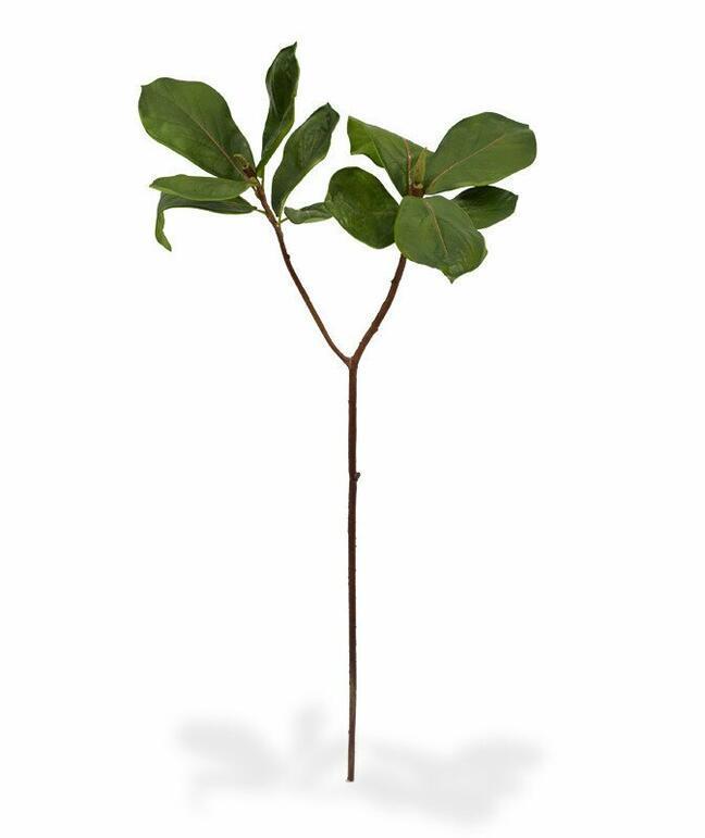 Sztuczna gałązka Magnolia 65 cm