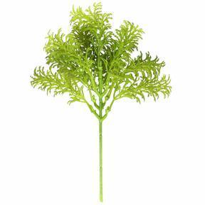 Sztuczna gałązka Paproć 16 cm