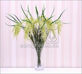 Sztuczna gałązka Zasiany ryż 75 cm
