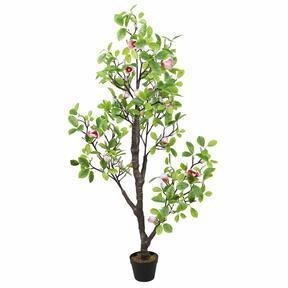 Sztuczna Magnolia jasnozielona 150 cm