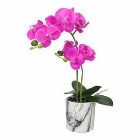 Sztuczna orchidea cyklamen 49 cm