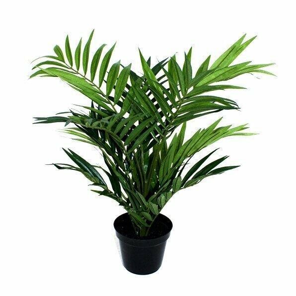 Sztuczna palma Chamédorea zgrabna 50 cm