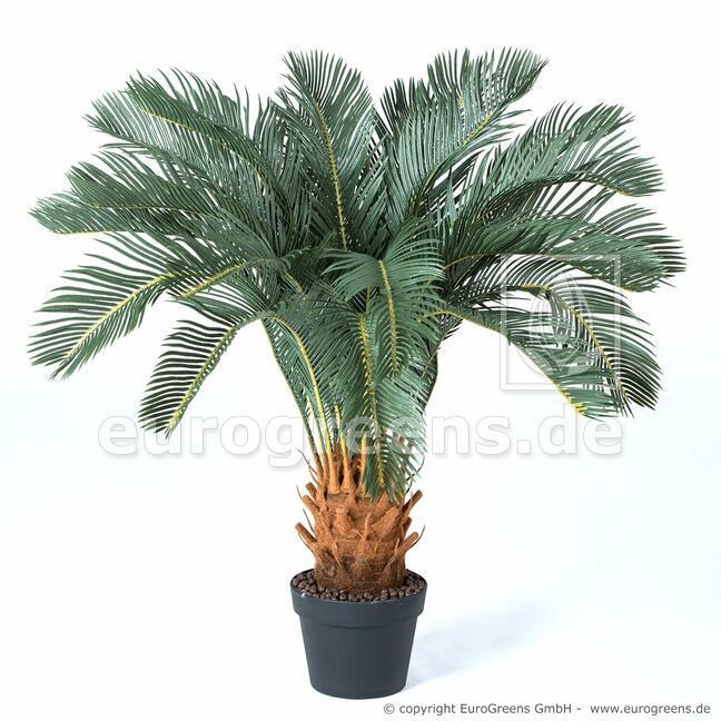 Sztuczna palma Cycas 90 cm