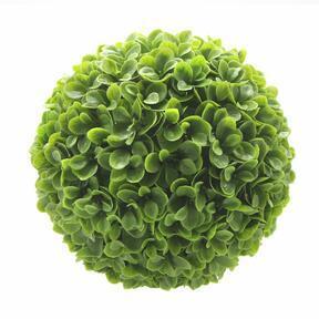 Sztuczna piłka Liść Jadeitu 45 cm