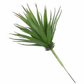 Sztuczna roślina Agawa zielona 20 cm