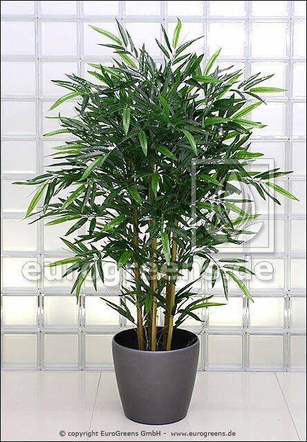 Sztuczna roślina bambusowa 270 cm