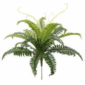 Sztuczna roślina Boston paproć 55 cm