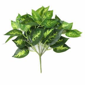 Sztuczna roślina Difenbachia 25 cm
