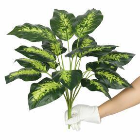 Sztuczna roślina Dífenbachia 50 cm