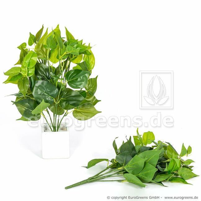 Sztuczna roślina Filodendron 45 cm