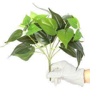 Sztuczna roślina Filodendron Cordatum 25 cm