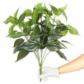 Sztuczna roślina Filodendron Cordatum 45 cm
