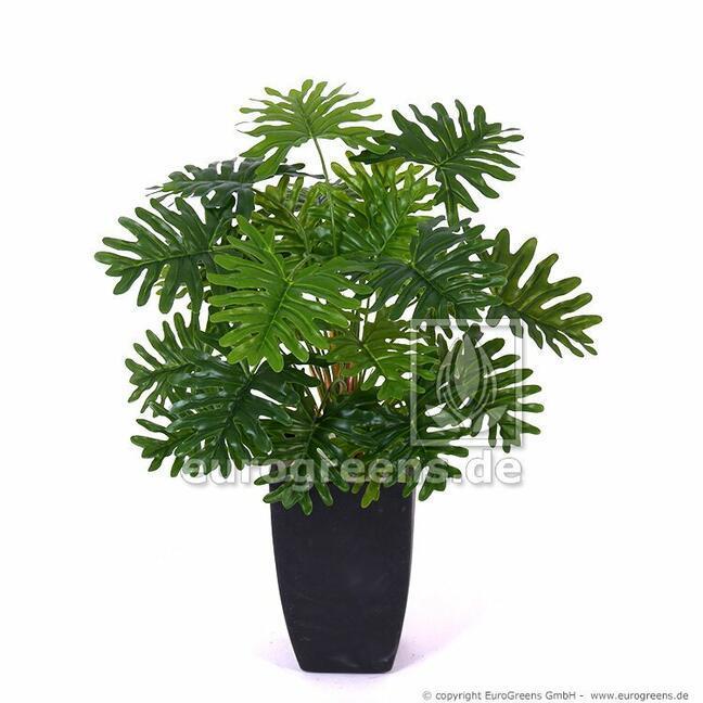 Sztuczna roślina Filodendron xanadu 40 cm