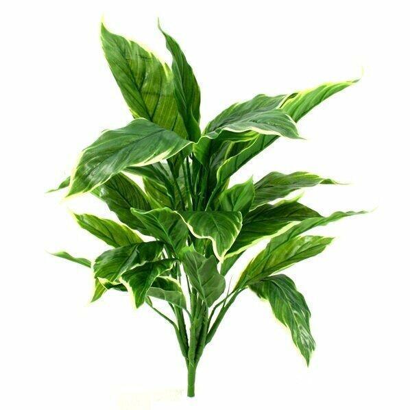 Sztuczna roślina Łopata 50 cm