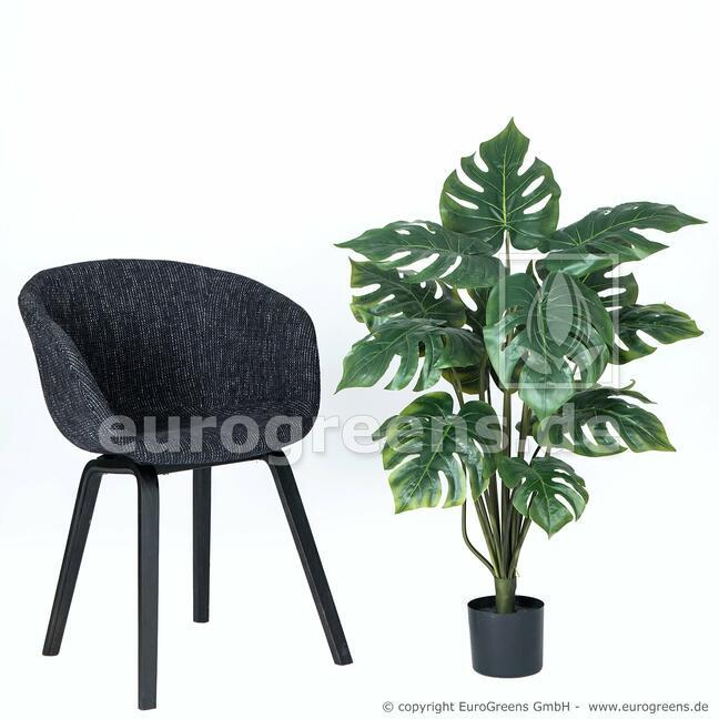 Sztuczna roślina Monstera 90 cm