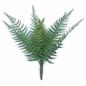Sztuczna roślina Paproć 32 cm