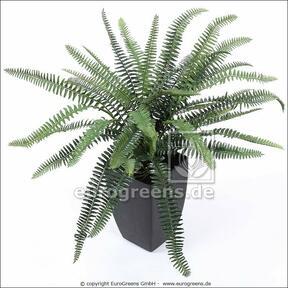 Sztuczna roślina Paproć 50 cm