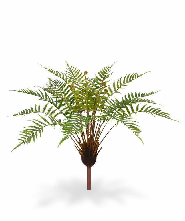 Sztuczna roślina Paproć 75 cm