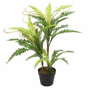 Sztuczna roślina paproci 70 cm
