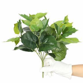 Sztuczna roślina Pavinič zielona 25 cm