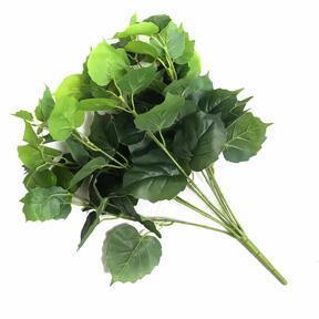 Sztuczna roślina Pavinič zielona 45 cm