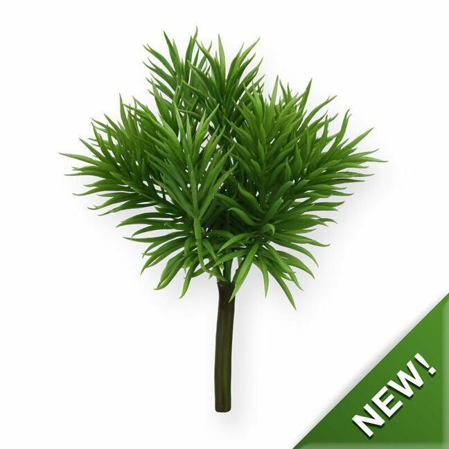 Sztuczna roślina Peperomia 23 cm