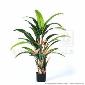 Sztuczna roślina Strzelanie kwitnące 120 cm