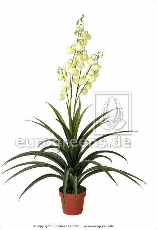 Sztuczna roślina Yucca piękna 125 cm