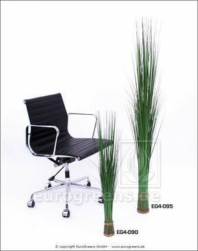 Sztuczna wiązka trawy Bezosetka 90 cm
