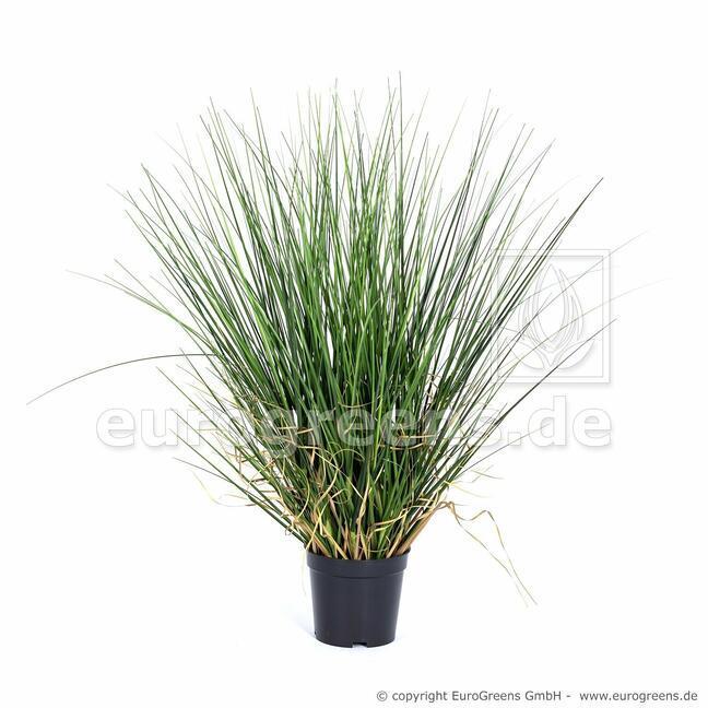 Sztuczna wiązka trawy w doniczce 50 cm